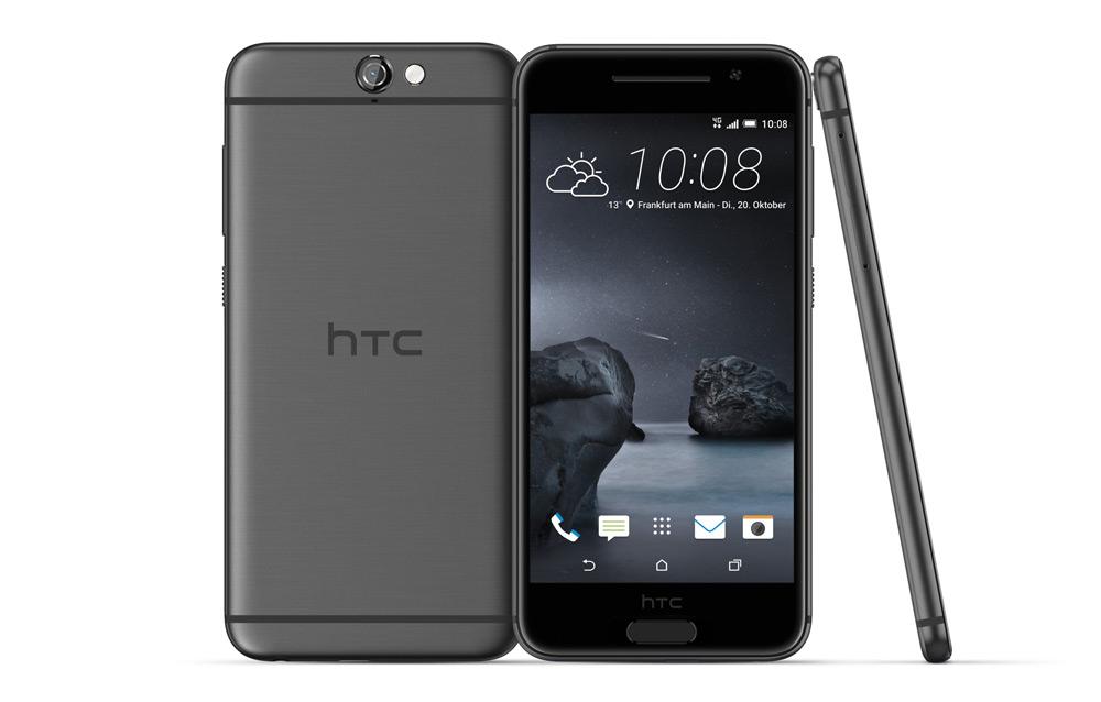 HTC One A9 - czarny model