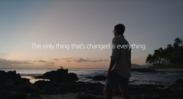 Reklama iPhone'a 6s z 3D Touch w roli głównej