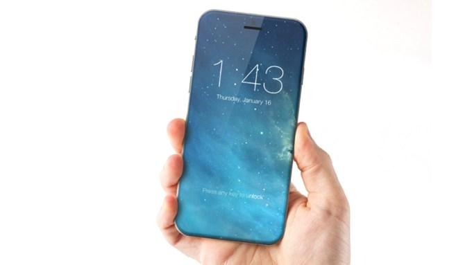 iPhone 7 - koncept