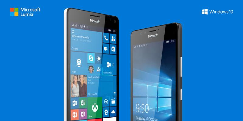 Microsoft Lumia 950 i Lumia 950 XL