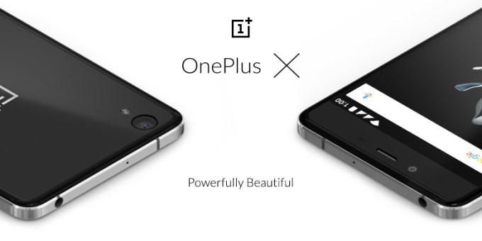 Smartfon OnePlus X