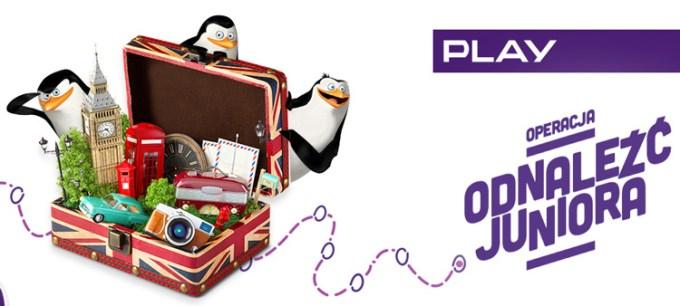 Konkurs Opracja: Odnależć Juniora - Play