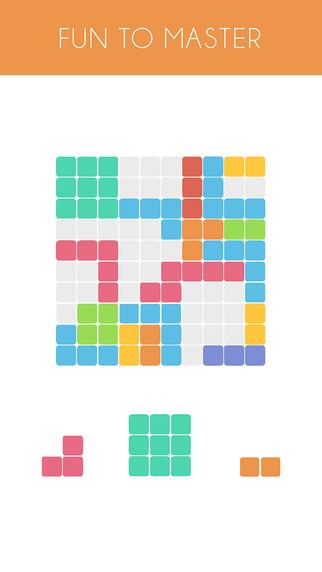 Zrzut ekranu z gry 1010!
