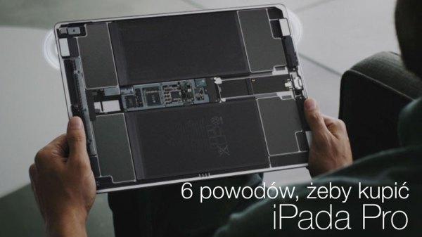 6 powodów, aby kupić iPada Pro