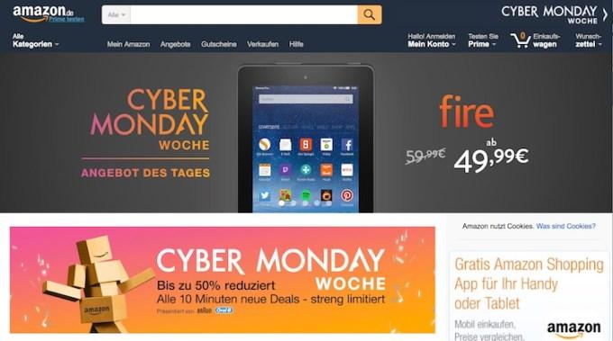 Promocje w Amazon.de i darmowa wysyłka do Polski