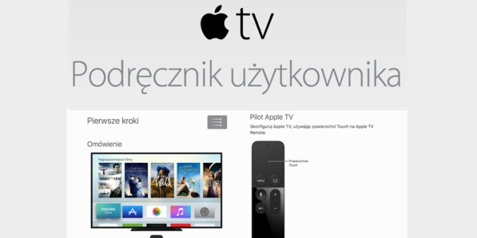 Appl TV 4. gen. - Podręcznik użytkownika PL