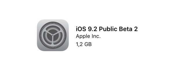 Apple udostępniło iOS 9.2 Public Beta 2