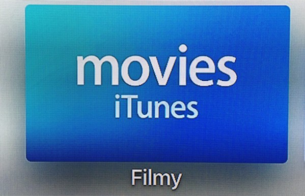 iTunes Filmy na nowym Apple TV w Polsce