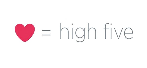 """Nowy symbol ❤️""""ulubiony"""" na Twitterze"""