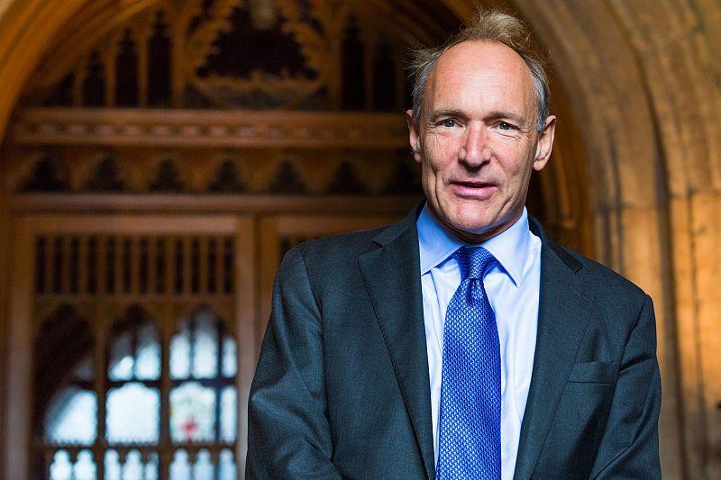 Sir Tim Berners-Lee - twórca pierwszej strony WWW