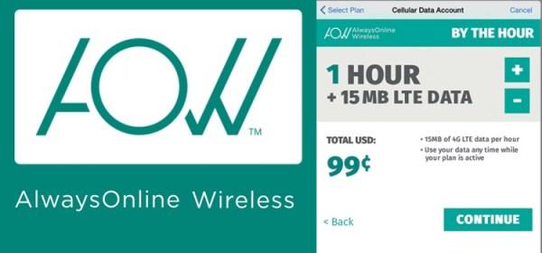 AlwaysOnline Wireless – LTE na godziny w 45 krajach