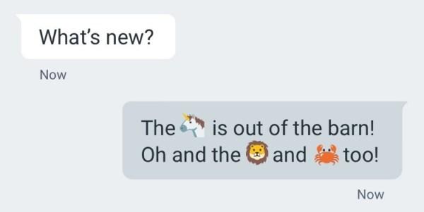 Android 6.0.1 z ponad 200 emoji na Nexusy
