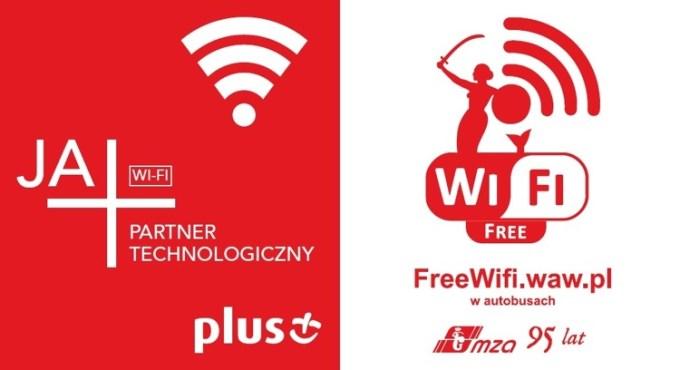 Darmowy internet freewifi.waw.pl w warszawskich autobusach