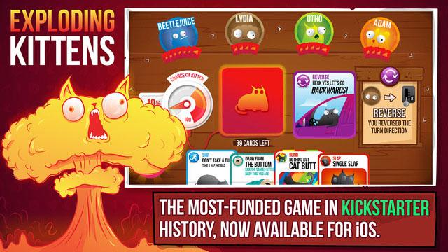 Aplikacja do dobierania graczy na iPhonea