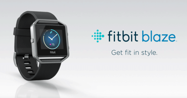 Fitbit Blaze konkurencją dla Apple Watch?