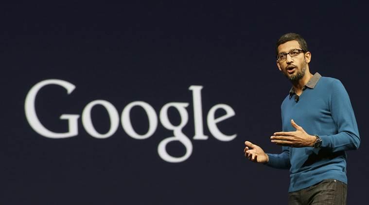 Sundar Pichai - Google
