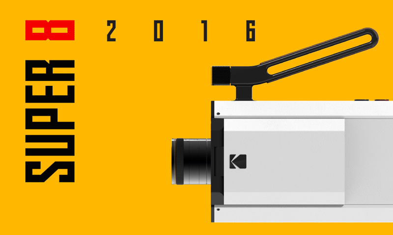 Kamera Kodak Super 8