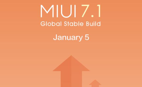 MIUI 7.1 dostępne od 5 stycznia