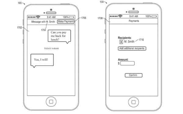 Płatności mobilne przez iMessage