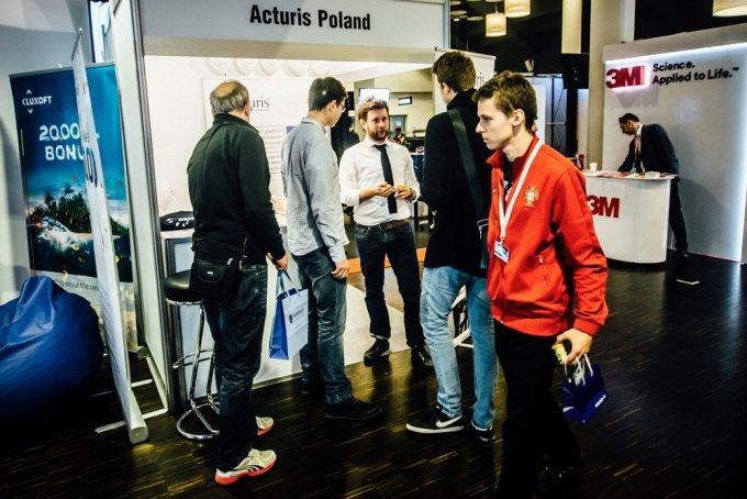 II edycja Targów IT Career Summit we Wrocławiu (2015)