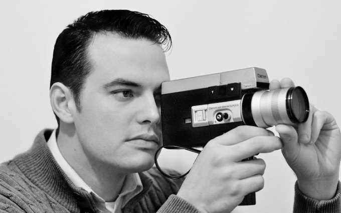 Walterlan Papetti - Kodak Super 8