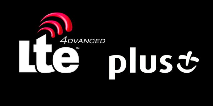 LTE-Andvanced w sieci Plus
