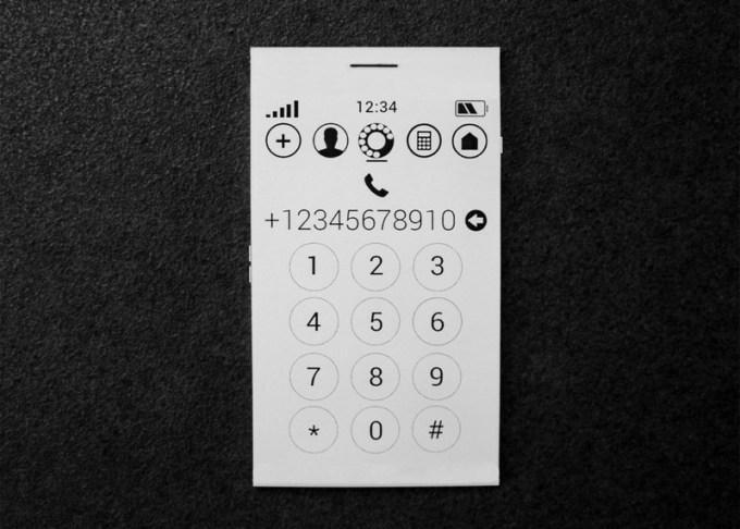 Interfejs telefonu O phone