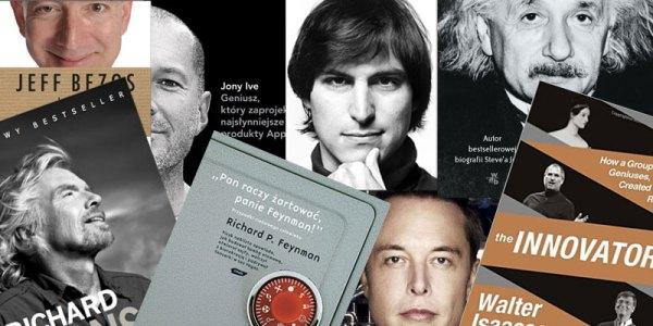 TOP 10 książek o nowych technologiach
