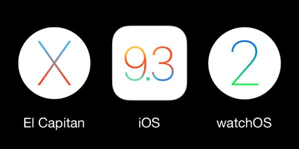 Apple udostępniło 6. betę dla 3 swoich systemów