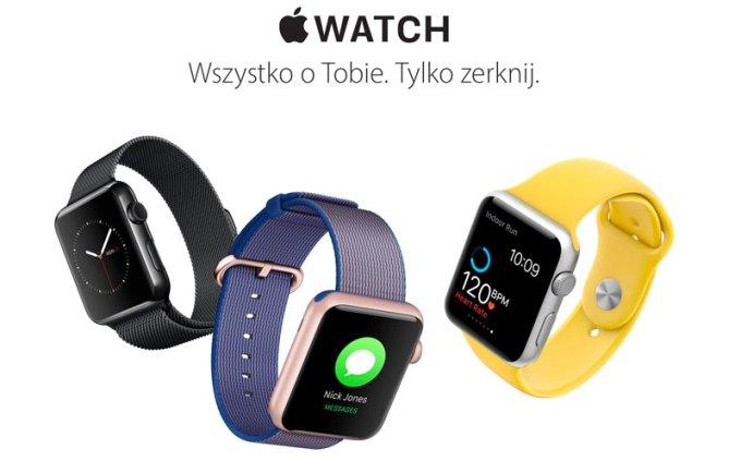 Nowe paski nylonowe (plecione) dla Apple Watch