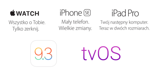 Co Apple pokazało na konferencji 21 marca?