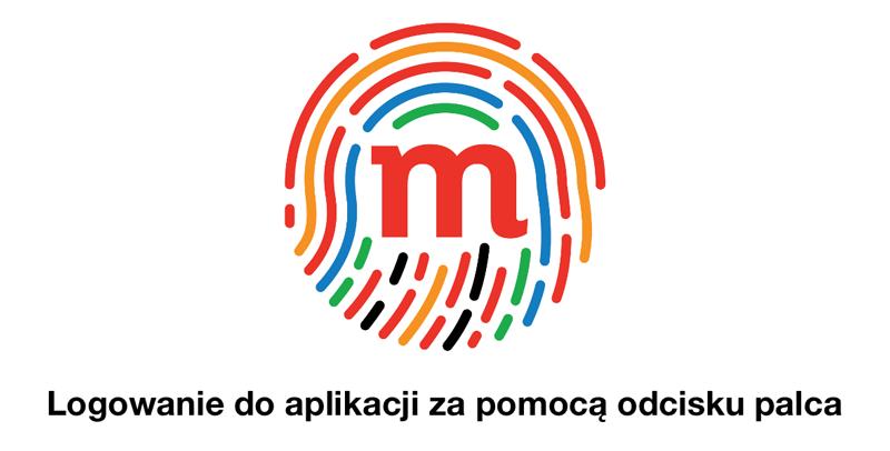 mBank - logowanie za pomocą odcisku paca TouchID