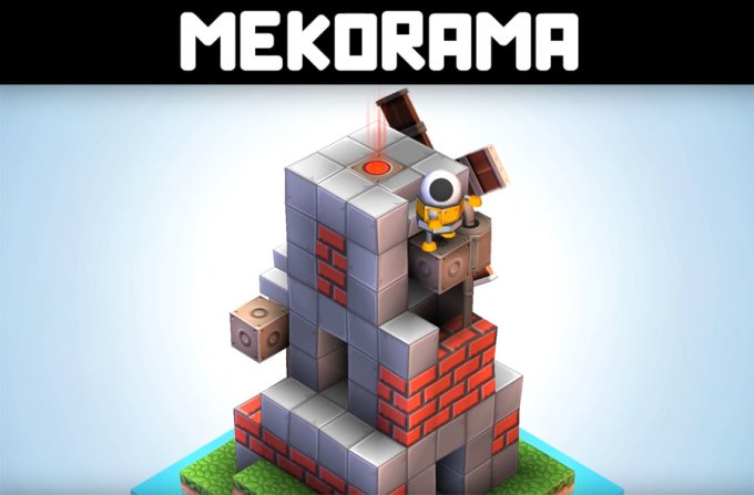 Mekorama - mobilna gra logiczna (Martin Magni)