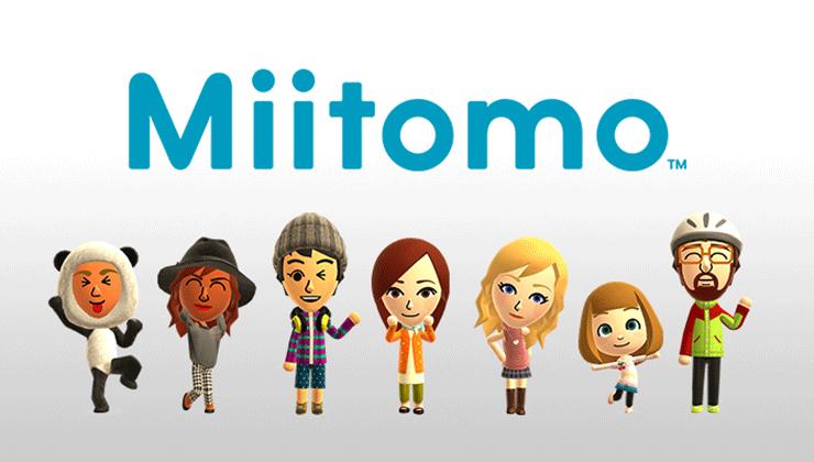 Miitomo - gra mobilna na smartfony z iOS i Android od Nintendo