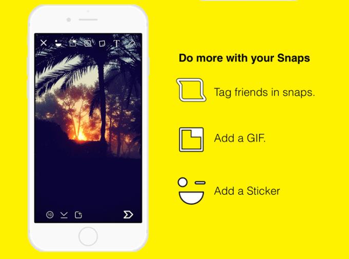 Nowe funkcje, które mogłyby znaleźć się w aplikacji Snapchat 10