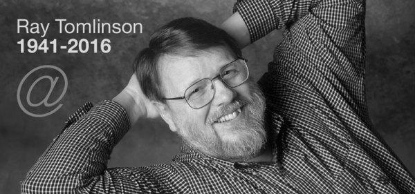 Zmarł Ray Tomlinson, twórca e-maila