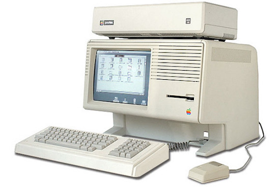 Komputer Apple Lisa