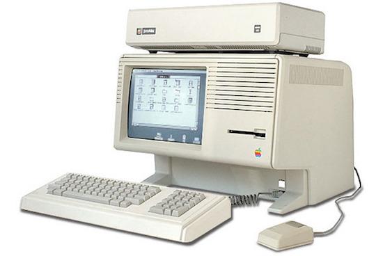 Komputer Apple Lisa