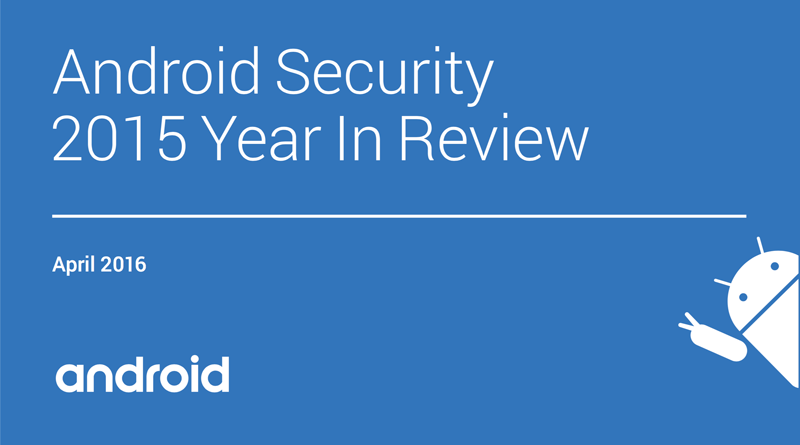 Android Security 2015 Year in Review (kwiecień 2016)