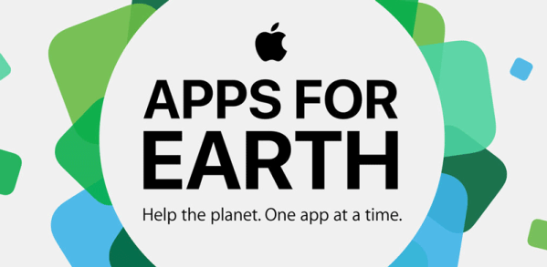 "Specjalna sekcja ""Apps for Earth"" w App Storze"