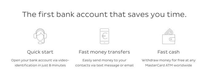 Number26 - niemeicki mobilny bank bez opłat