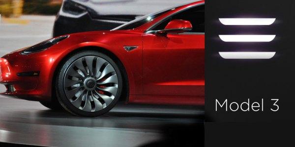 Tesla zaprezentowała budżetowy Model 3