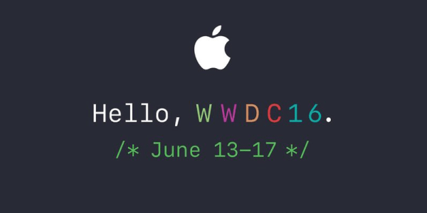 Apple wysłało zaproszenie do prasy na WWDC 2016