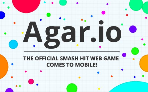 Agar.io to wciągająca gra mobilna o dominacji