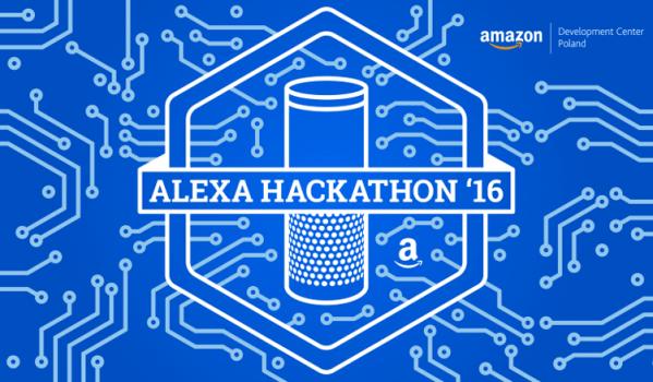 Amazon Alexa Hackathon już 13-14 maja w Gdańsku