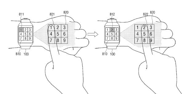 Czy tak będziemy korzystać ze smartwatcha w przyszłości?