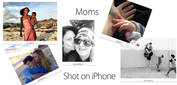 Reklama iPhone'a z okazji Dnia Matki
