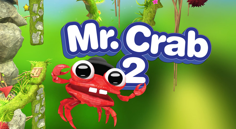 Mr. Crab 2 - gra mobilna od Illusion Labs