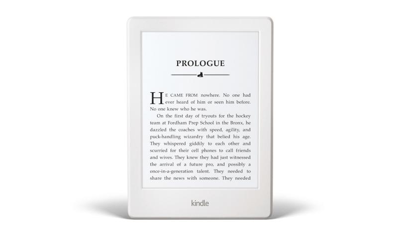 Amazon Kindle 2016 (biały)