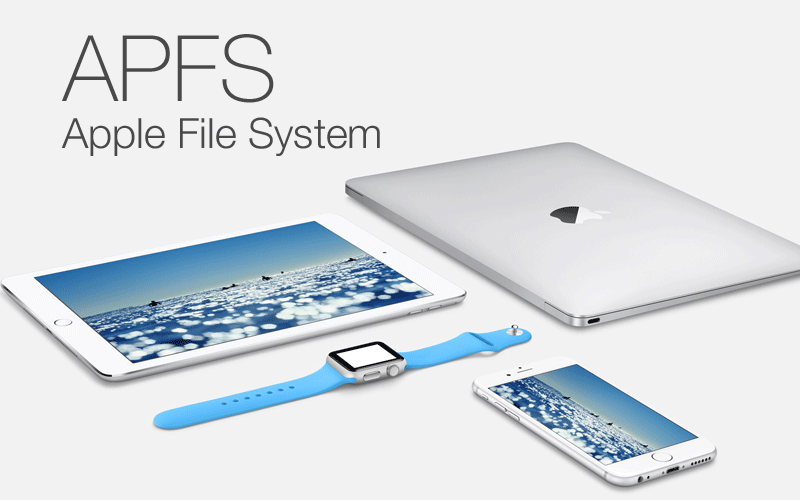 APFS - Apple File System